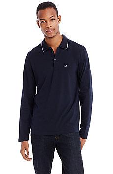 Signature A|X Long Sleeve Polo