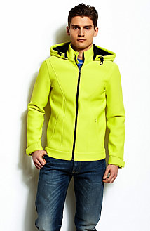 Neoprene Hooded Jacket