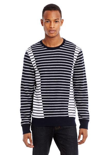 Double Stripe Sweatshirt