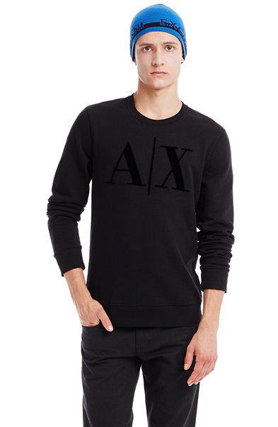 Chenille Logo Sweatshirt