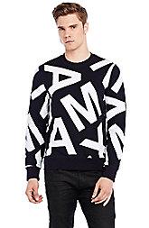 A|X Letter Sweatshirt