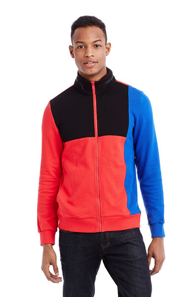 Colorblock Jacket