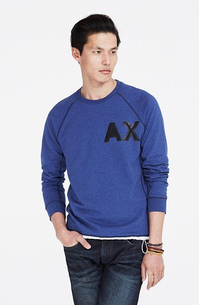 Bungee Hem Sweatshirt