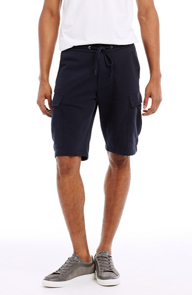 Cargo Fleece Short