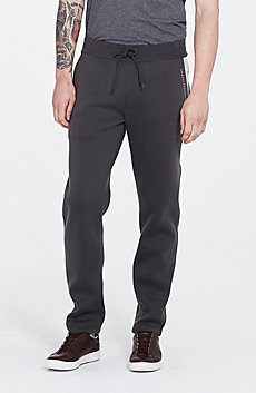 Pieced Yoke Joggers