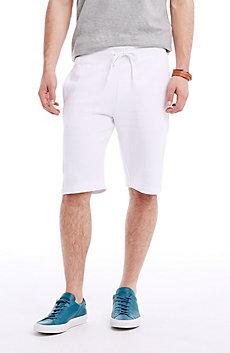 Mesh Pieced Shorts