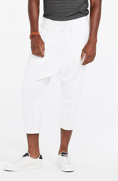 Ribbed Slouch Pant