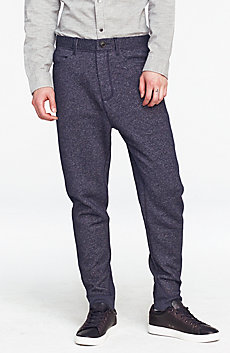 Five-Pocket Fleece Pant