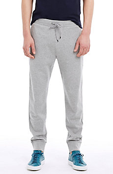 French Terry Logo Jogger Pant