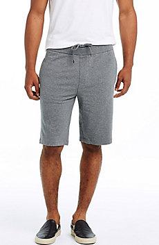 Grosgrain Logo Shorts