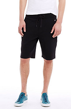 Cotton Interlock Logo Short