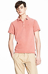 Pigment Dyed Polo