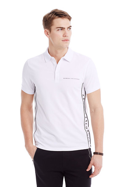 Pipe Logo Polo
