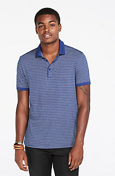 Feeder Striped Polo