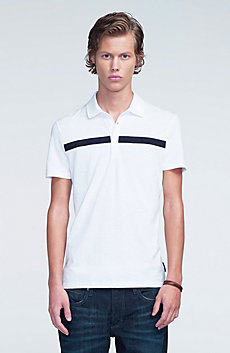 Twill Tape Polo
