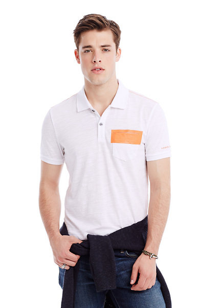 Painted Pocket Polo