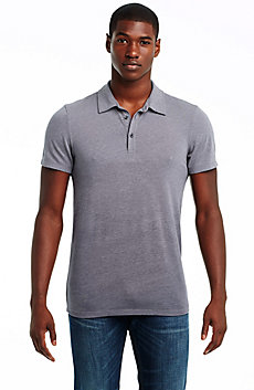 Burnout Short Sleeve Polo