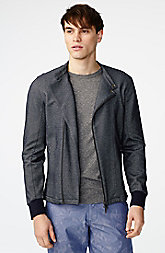 Technical Biker Jacket