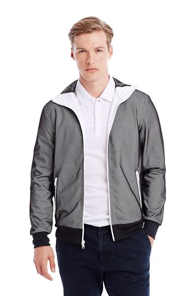 Layered Mesh Jacket