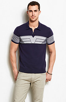 Eagle Stitch Polo