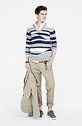 Broken Stripe Sweater