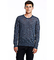 Indigo Slub Sweater