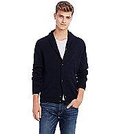 City Shawl Cardigan Sweater
