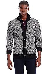 Graphic Stitch Jacket