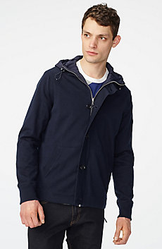 2-in-1 Reversible Sweater Jacket