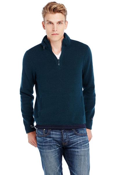 Hideaway Mockneck Sweater