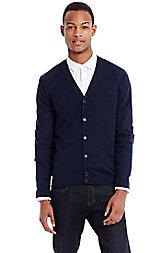 Merino Cardigan Sweater