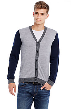 Merino Cardigan Sweater