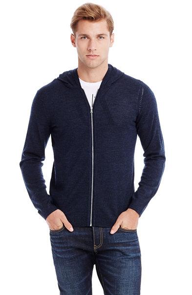 Merino Hoodie Sweater