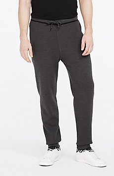 Stretch Wool Jogger