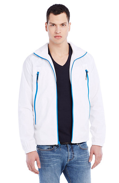 Sporty Lightweight Jacket