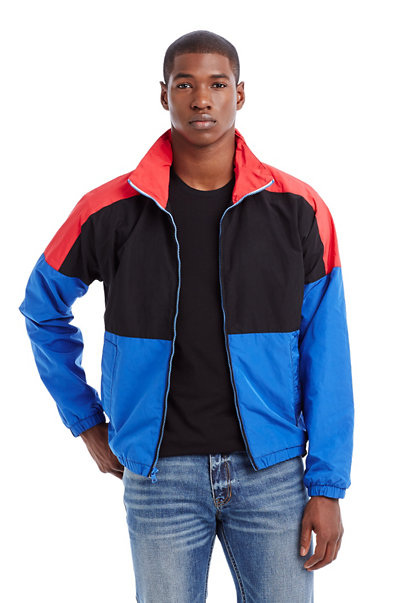 Colorblock Pack Jacket