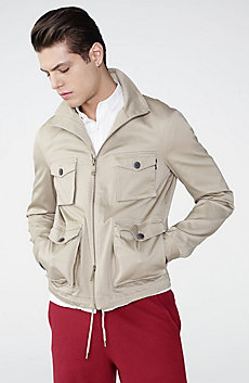 Sleek Field Jacket