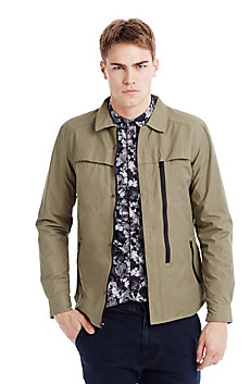 Technical Shirt Jacket