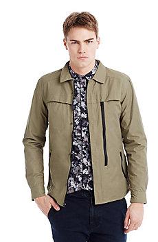 Technical Shirt Jacket
