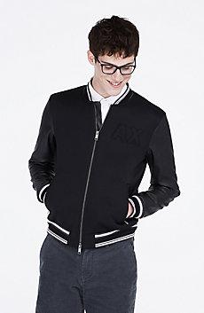A|X Varsity Jacket