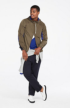 2-in-1 Packable Jacket