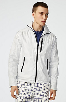 Packable Tech Jacket