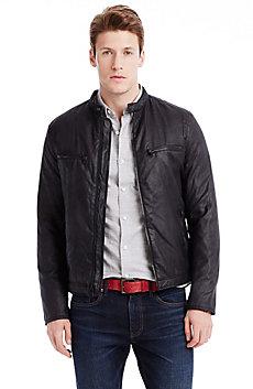 Padded Moto Jacket