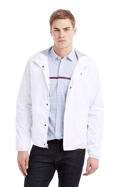 Sporty Nylon Jacket