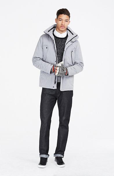 Nylon M65 Jacket