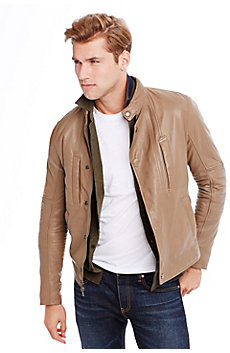 Leather City Jacket