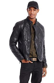 Leather City Jacket