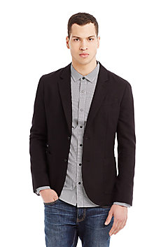 Cotton Linen Sport Coat
