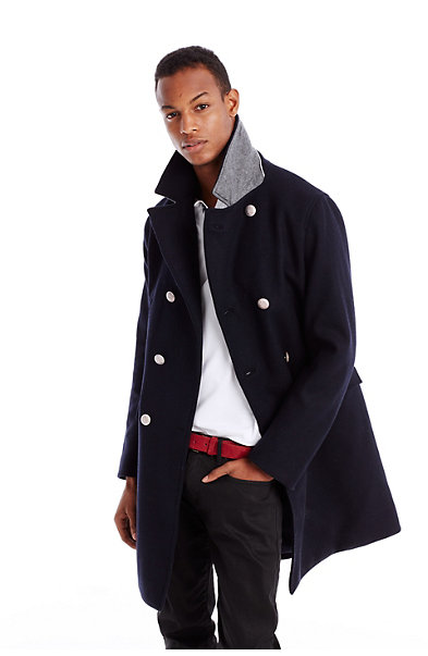 Italian Wool Topcoat
