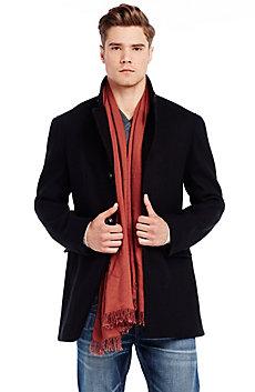 Classic Italian Wool Topcoat